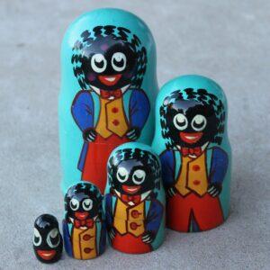 Matryoshka Doll – Golli Aqua