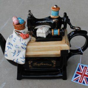 Teapot – Sewing Machine