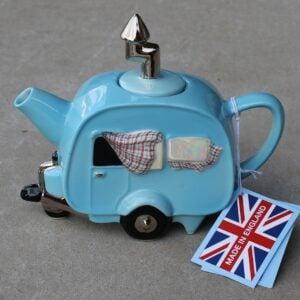 Teapot – Caravan Pale Blue