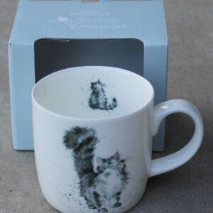Wrendale Mug – Lady of the House (Cat)