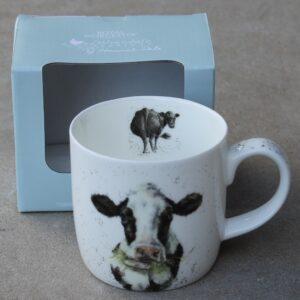 Wrendale Mug – Moo Cow
