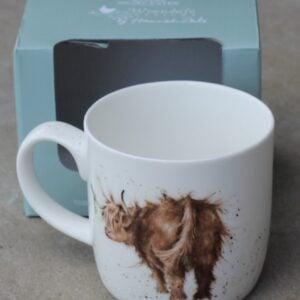 Wrendale Mug – Highland Cow