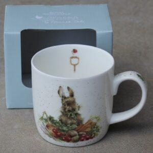 Wrendale Mug – Grow Your Own (Rabbit)