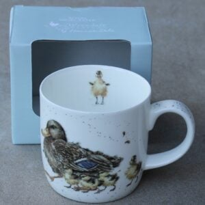 Wrendale Mug – Room for a Small One (Ducks)