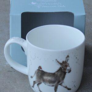 Wrendale Mug – Hee Haw (Donkey)
