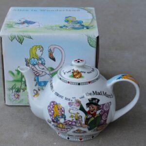 Teapot – Alice in Wonderland 4 Cup