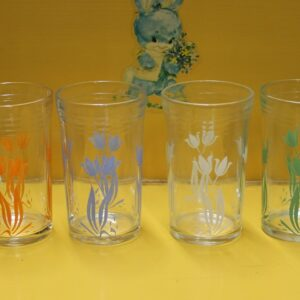 Tulip Glass Set of Four