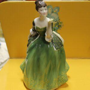 Royal Doulton Figure – Fleur