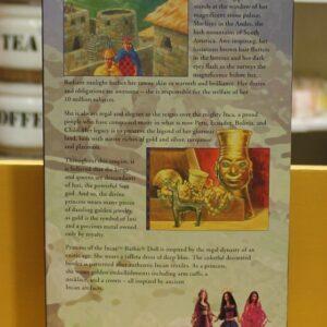 Barbie – Princess of the Incas