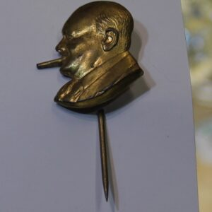 Winston Churchill Pin