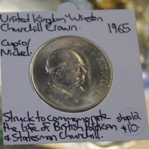Winston Churchill Crown