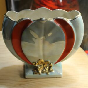 Art Deco Lustre vase