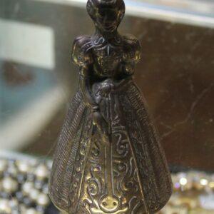Brass Bell Lady