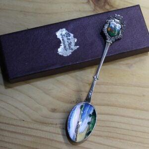 Newcastle Enamel Spoon