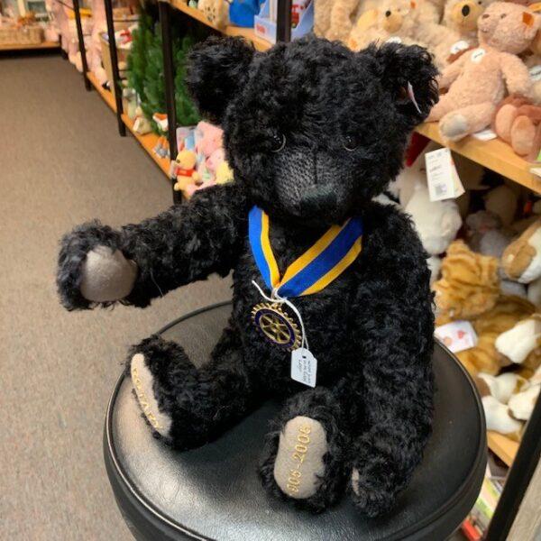 Morpeth Teddy Bears Steiff limited edition Hunter Valley mohair Rotary International