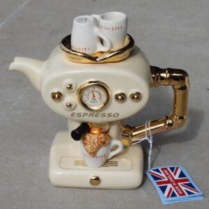 Teapot – Espresso Machine Cream