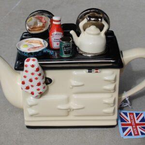 Teapot – Sunday Breakfast