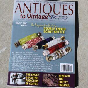 Antiques to Vintage Magazine Spring 2021