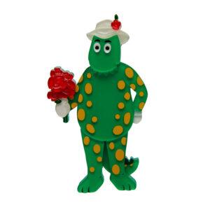 Erstwilder Brooch – Dorothy Dinosaur