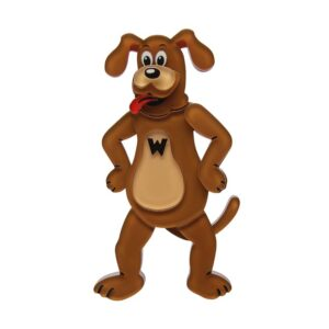 Erstwilder Brooch – Wags the Dog