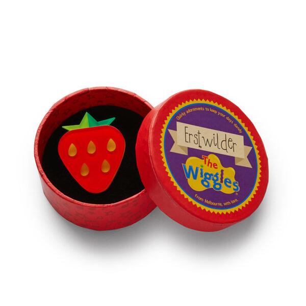 morpeth antique centre hunter valley erstwilder wiggles 30th anniversary birthday fruit salad necklace strawberry brooch enamel pin