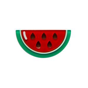 Erstwilder Brooch – Watermelon