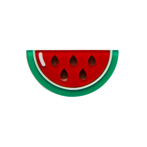 morpeth antique centre hunter valley erstwilder wiggles 30th anniversary birthday fruit salad necklace brooch enamel pin watermelon