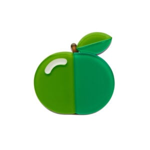 Erstwilder Brooch – Apple