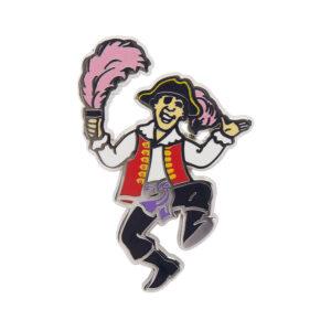 Erstwilder Enamel Pin – Captain Feathersword