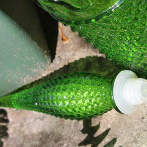 Genie Bottle Green