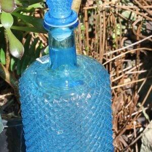 Genie Bottle Blue