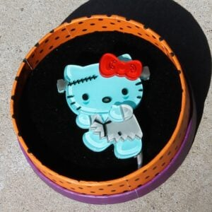 Erstwilder Brooch – Hello Kitty Costume Contest