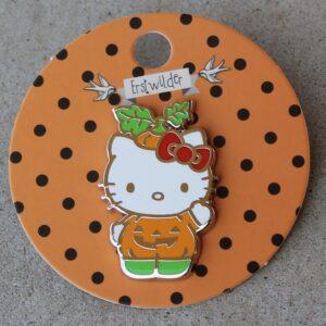 Erstwilder Enamel Pin – Hello Kitty Always Growing