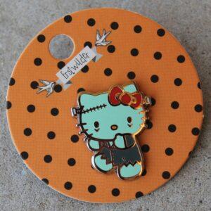Erstwilder Enamel Pin – Hello Kitty Costume Contest