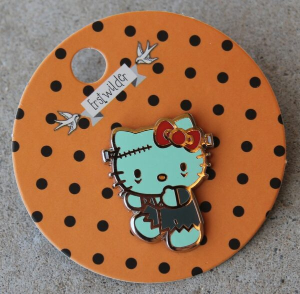 morpeth antique centre hunter valley erstwilder earrings brooch enamel pin necklace halloween hello kitty cute spooky costume contest retro collectable brooch