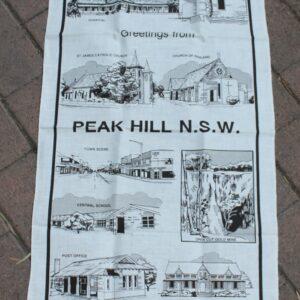 Teatowel – Peak Hill