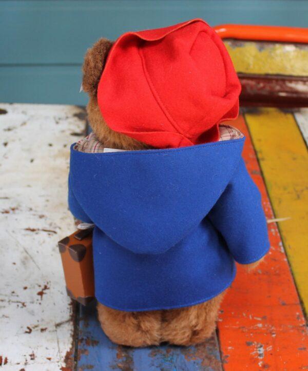 morpeth gift gallery hunter valley steiff germany teddy bear paddington 33cm sitting standing EAN691041