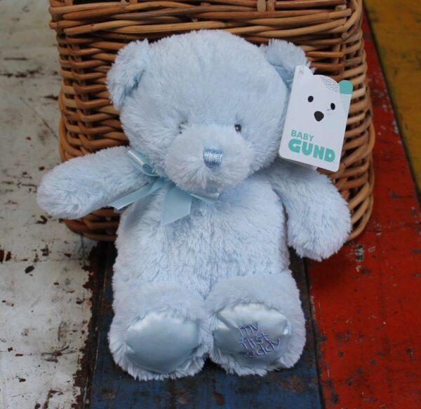 morpeth gift gallery hunter valley gund teddy bear my first blue cream pink honey caramel brown large small 40cm 35cm