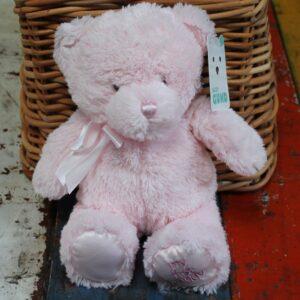 Gund My First Teddy – Pink 35cm