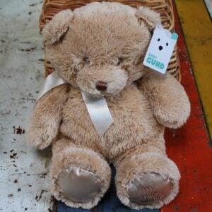 Gund My First Teddy – Brown 40cm