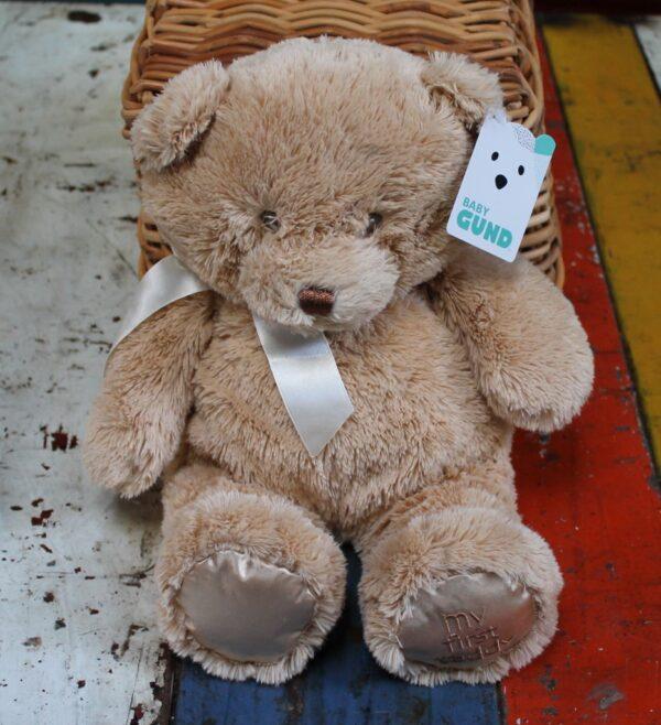 morpeth gift gallery hunter valley gund teddy bear my first blue cream pink honey caramel brown large small 35cm 40cm