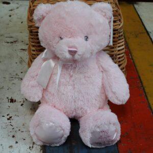 Gund My First Teddy – Pink 40cm