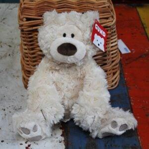 Gund Teddy Bear – Cream