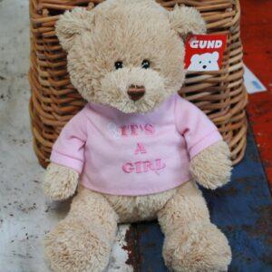Teddy Bear – It's a Girl