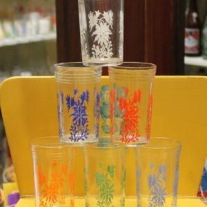 Swanky Swig Glass Set of Six – Flannel Flowers