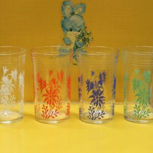 Swanky Swig Glass Set of Four – Flannel Flower