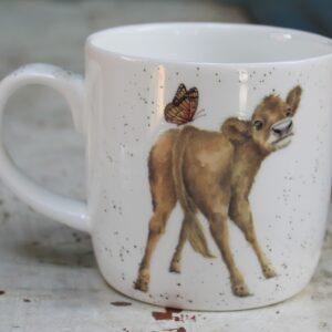 Wrendale Mug – Bessie (Cow)