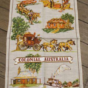 Teatowel – Colonial Australia