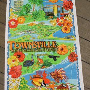 Teatowel – Townsville