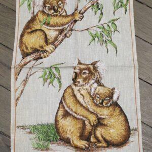 Teatowel – Koalas